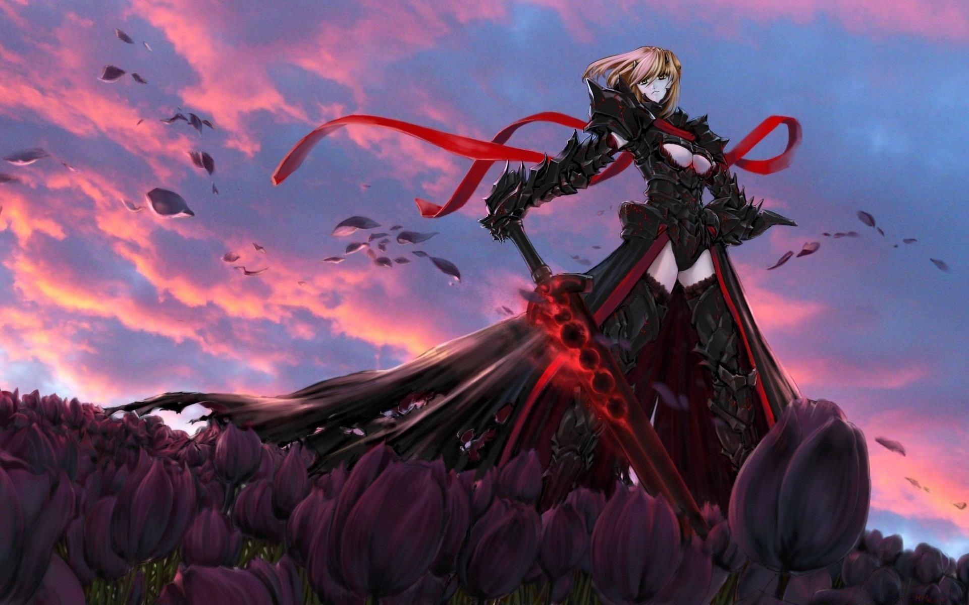 Fate Stay Night Saber Alter Android Wallpapers