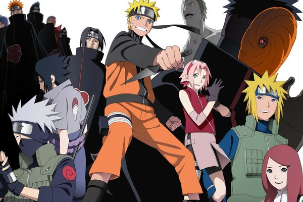 Naruto - Road To Ninja