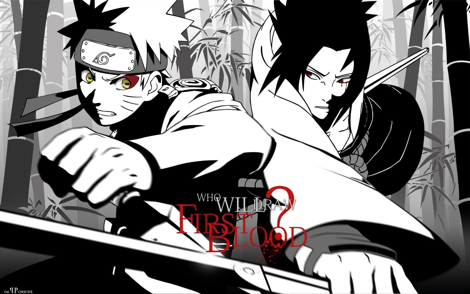 Naruto Sasuke Android Wallpapers