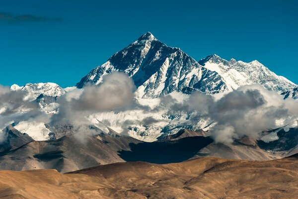 the Himalayas mount Everest mount Everest