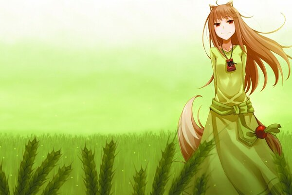 Spice And Wolf, Horo IV