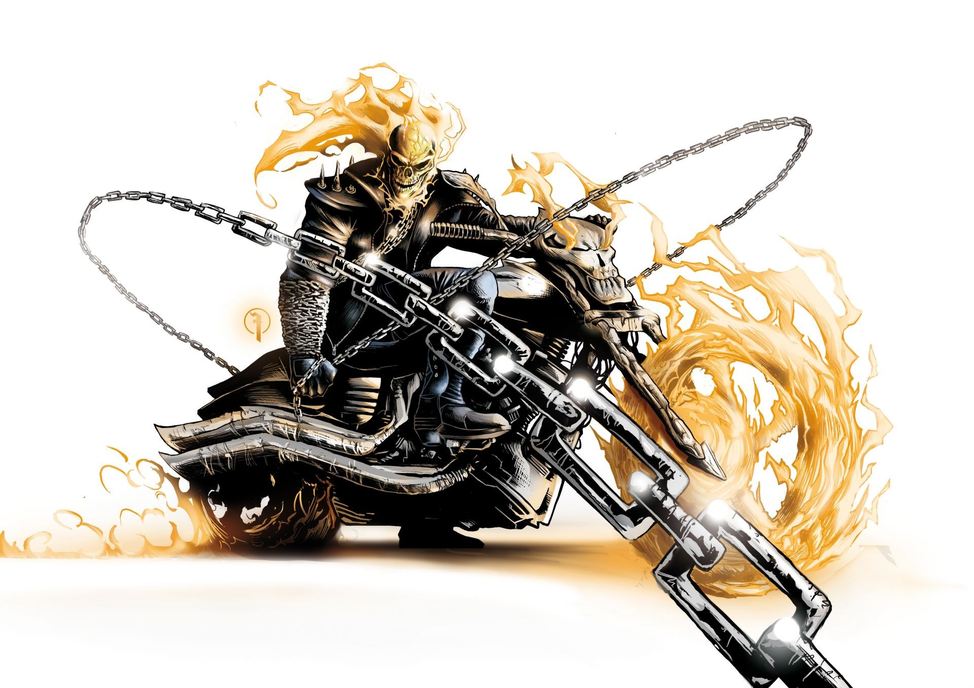 the spirit of vengeance Ghost rider ghost rider Ghost