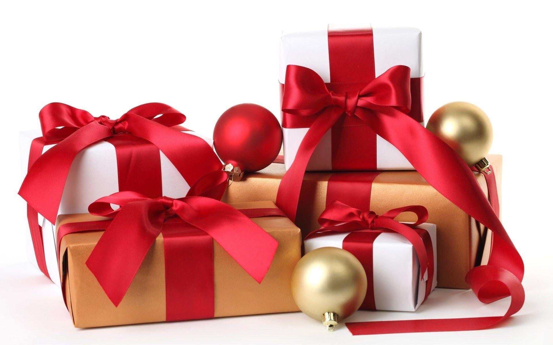 подарок на новый год в картинках