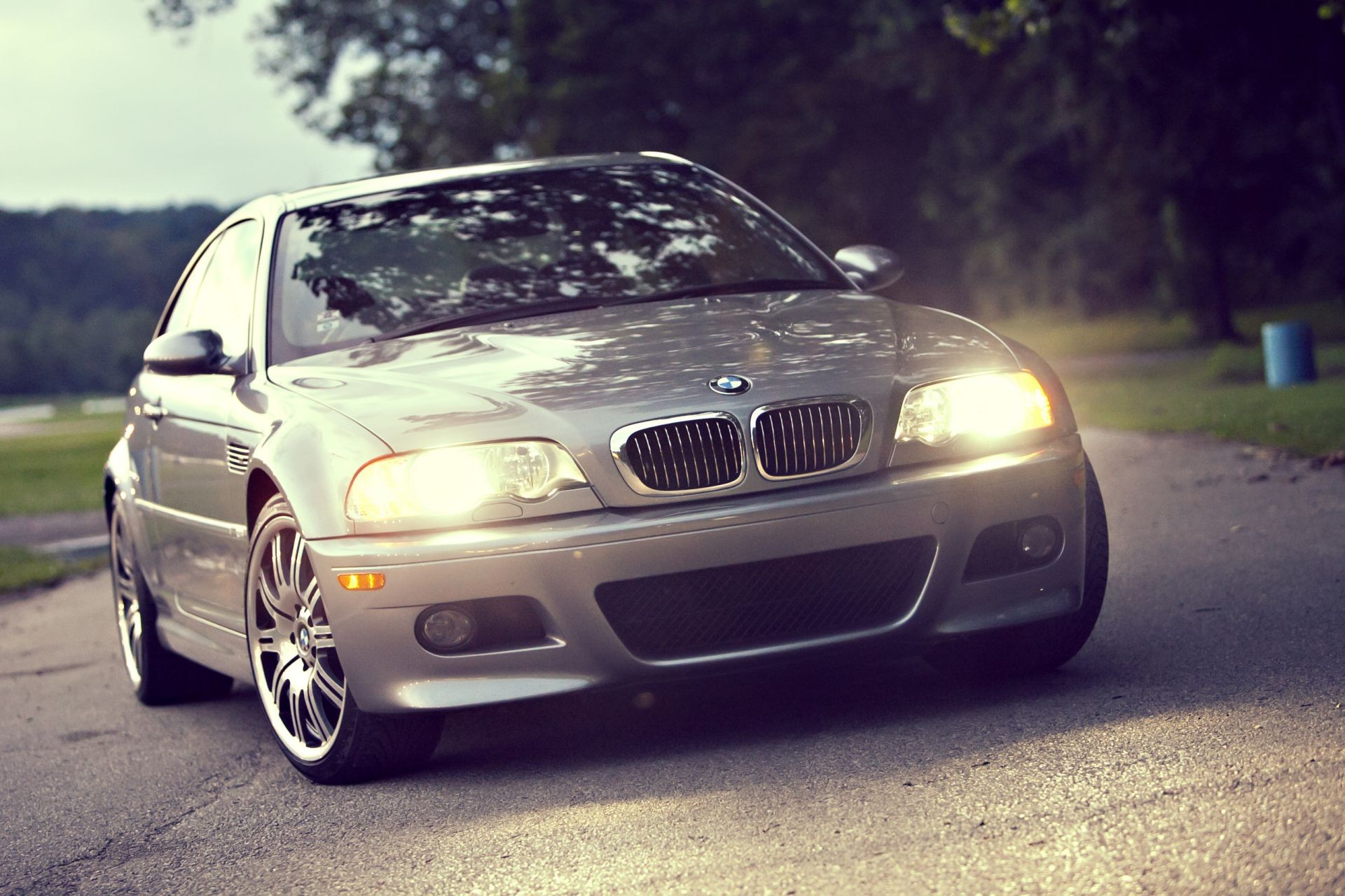 headlights light auto wallpapers view front Auto cars bmw