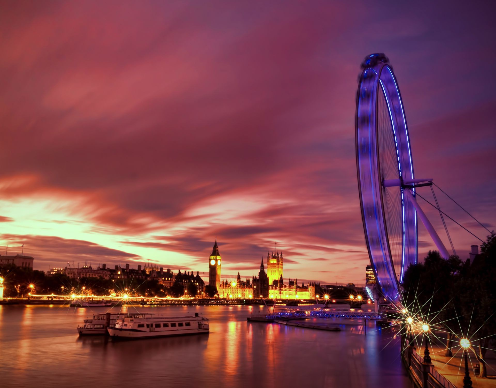 Лондон с высоты темза бесплатно