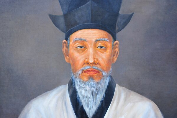 Korean Character Painting