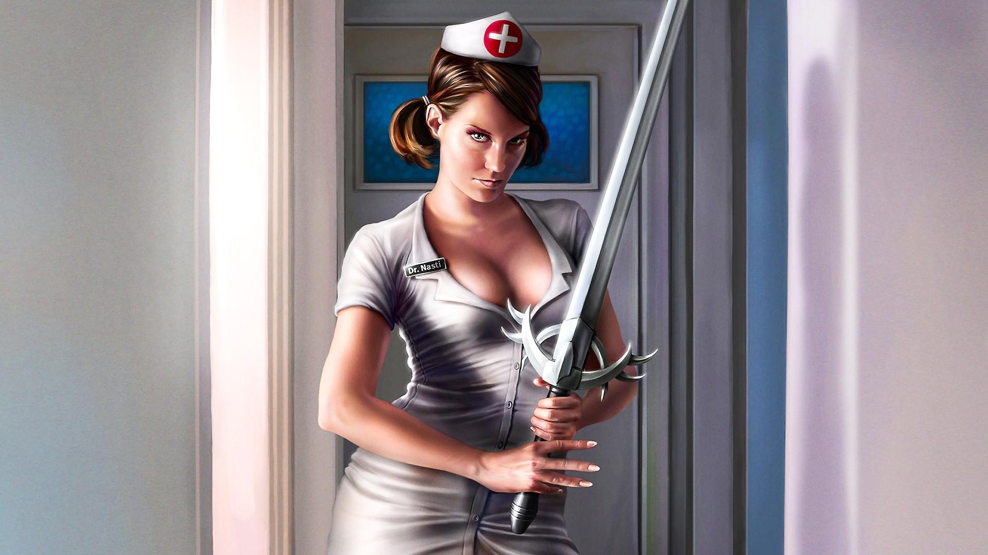 Супер телки медсестры, Секс с медсестрой. Порно видео. Медсестры 19 фотография