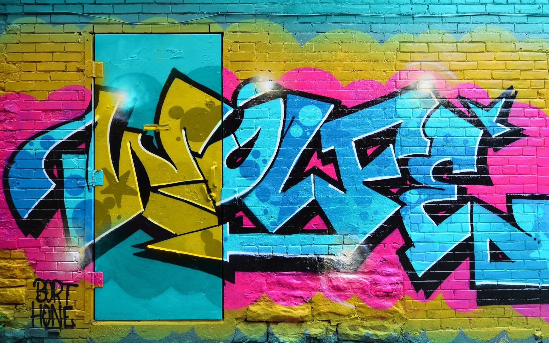 Graffiti Art IPhone Wallpapers For Free