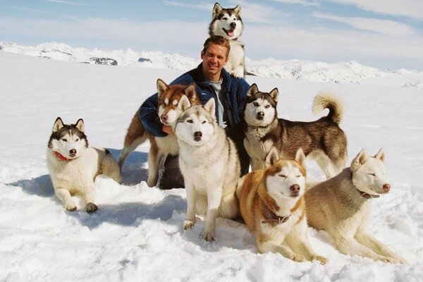 max eight below Paul Walker eight below