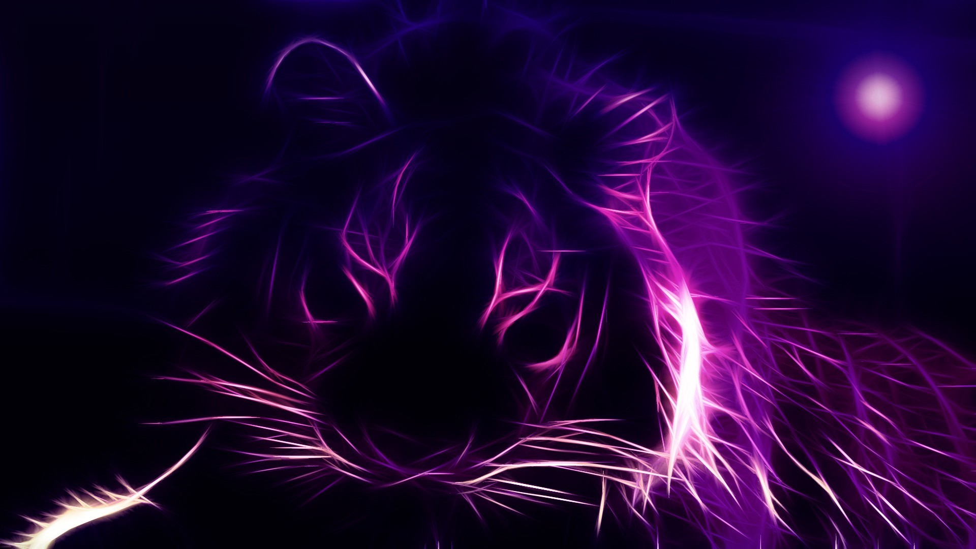 From Neon Tiger Android Wallpapers