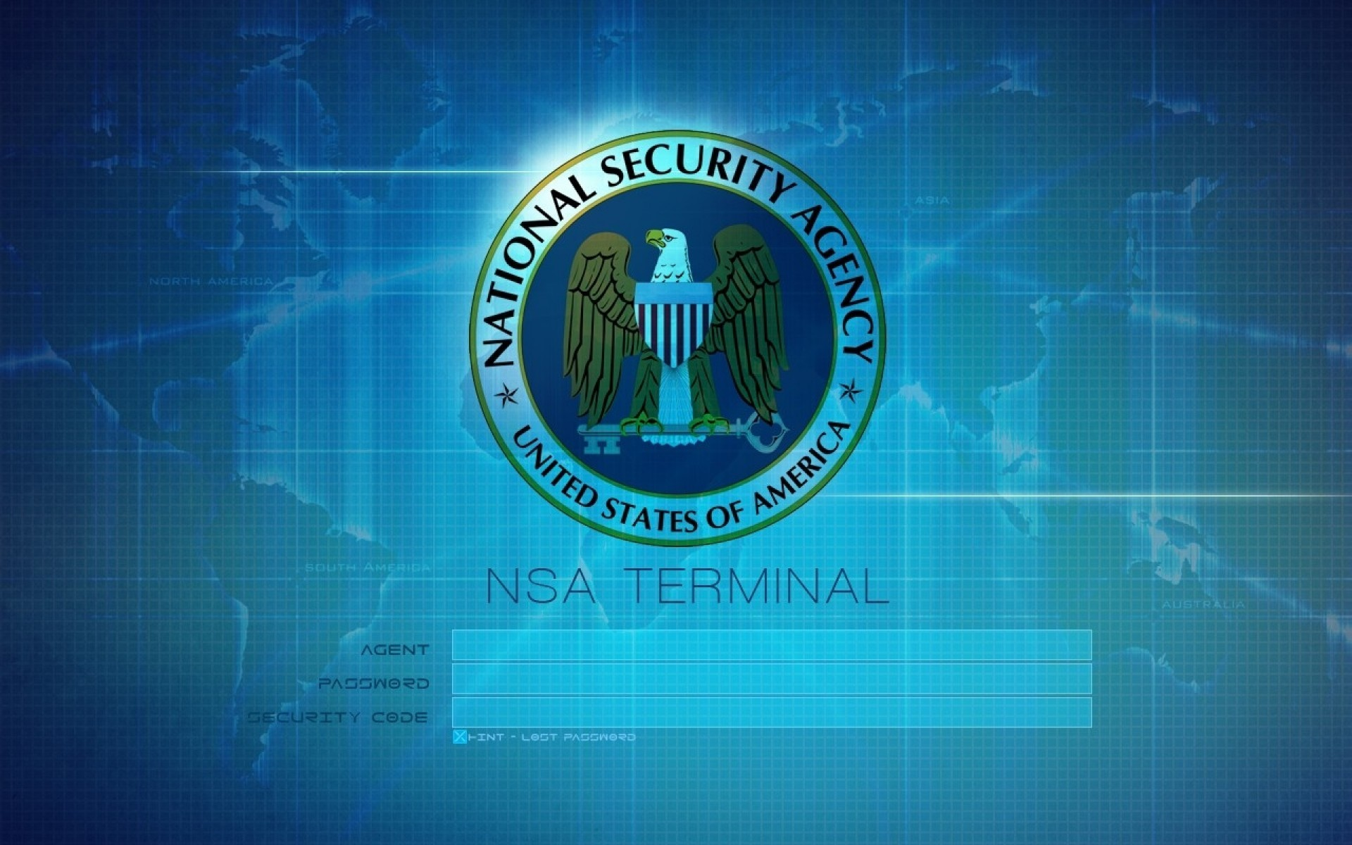 Box login the National Security Agency