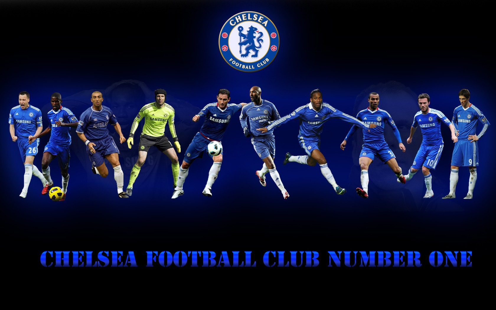 Chelsea Football Club Number One In The World Android