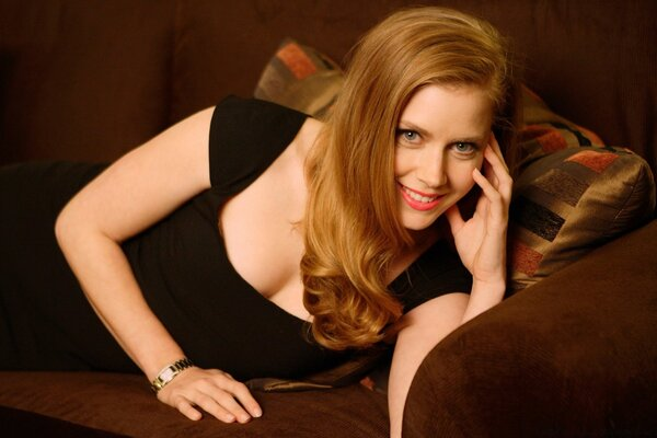 Amy Adams Smile