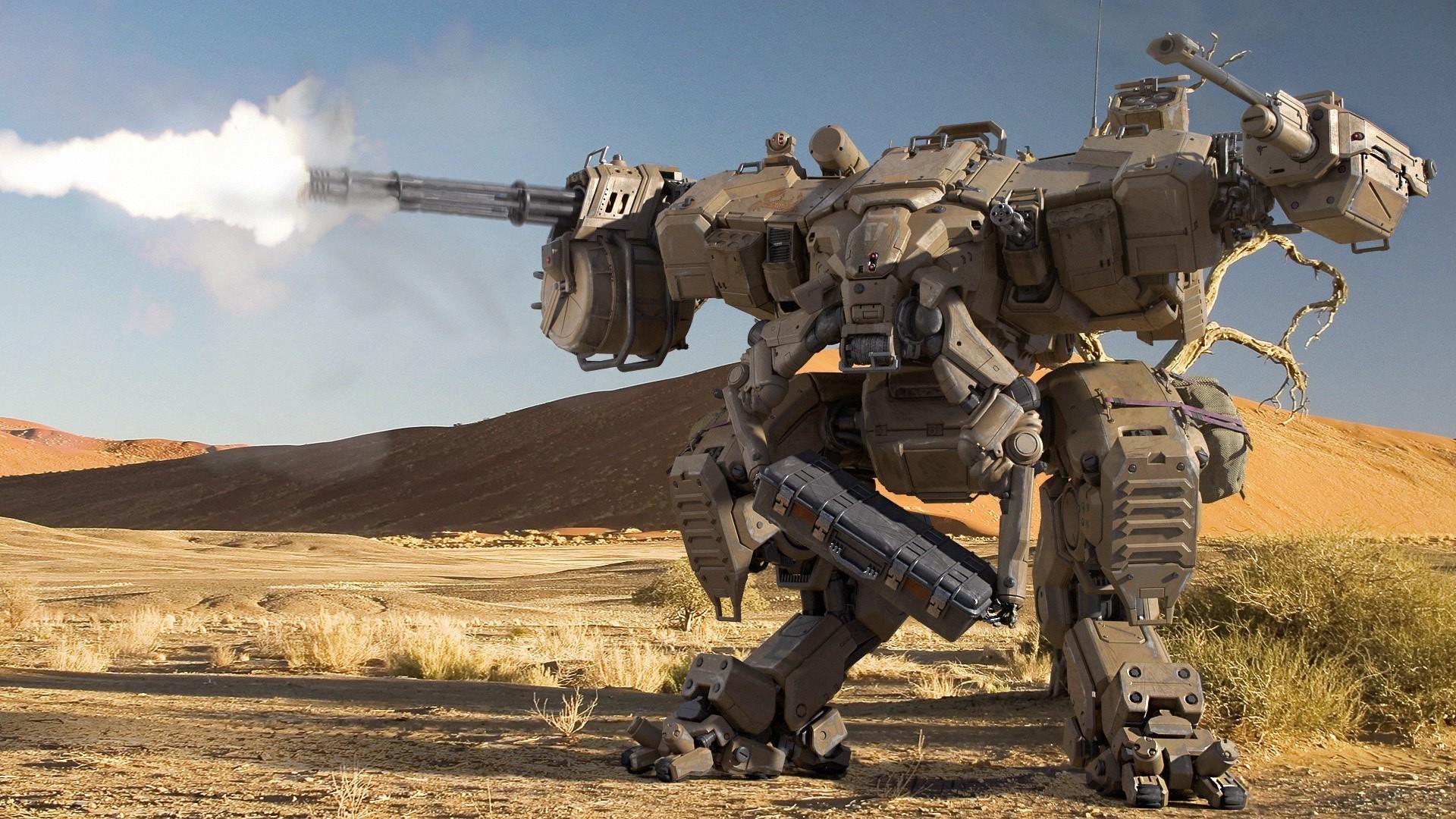 military robots - HD1920×1080