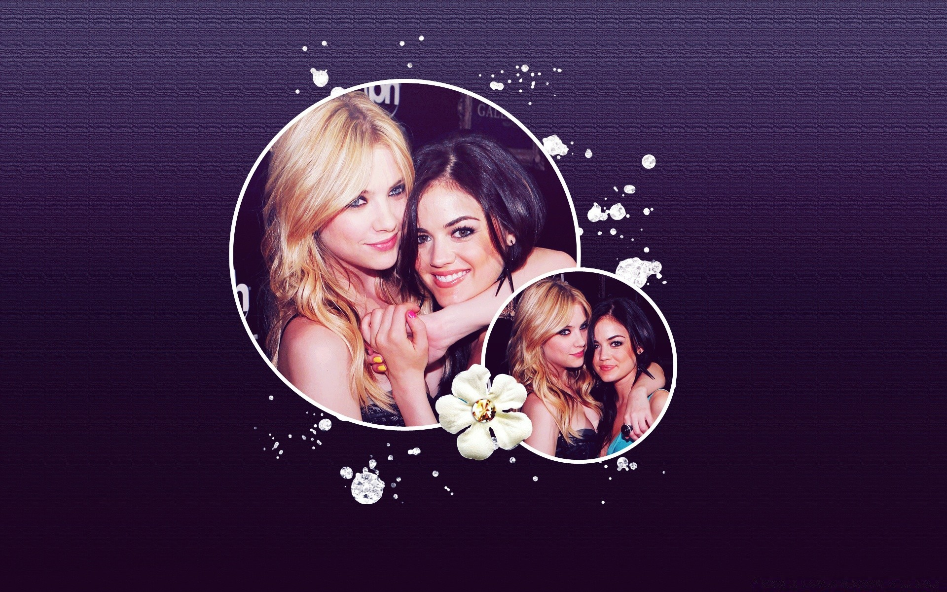 Pretty Little Liars Cast Phone Wallpapers