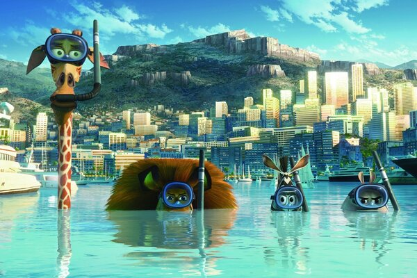 Madagascar 3 Europe s Most Wanted