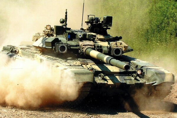 The t-90
