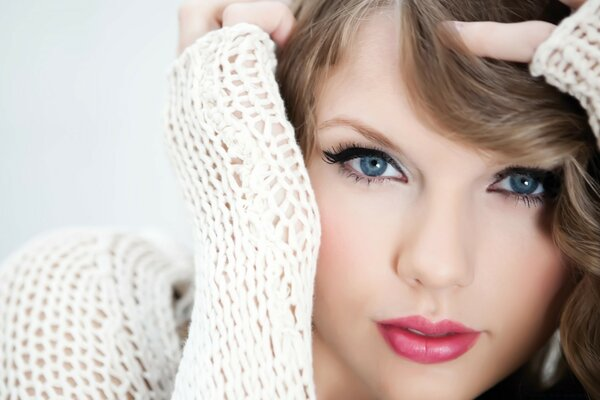Taylor Swift Close-Up