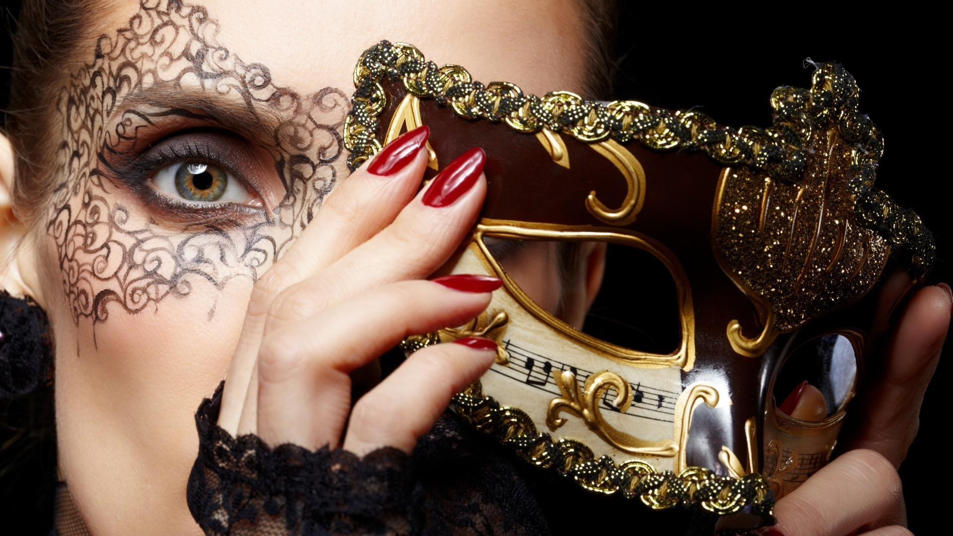 remove the masks  android wallpapers for free