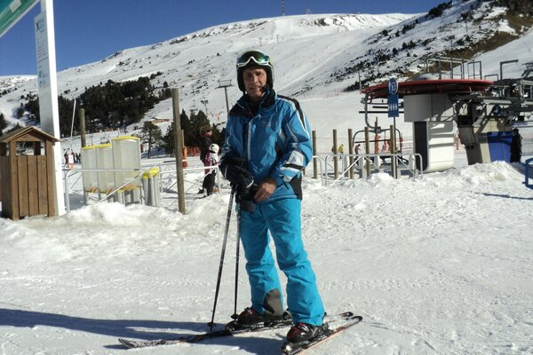 Mountain resort - ANDORRA...