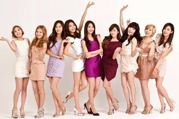 Girls Generation January 2012