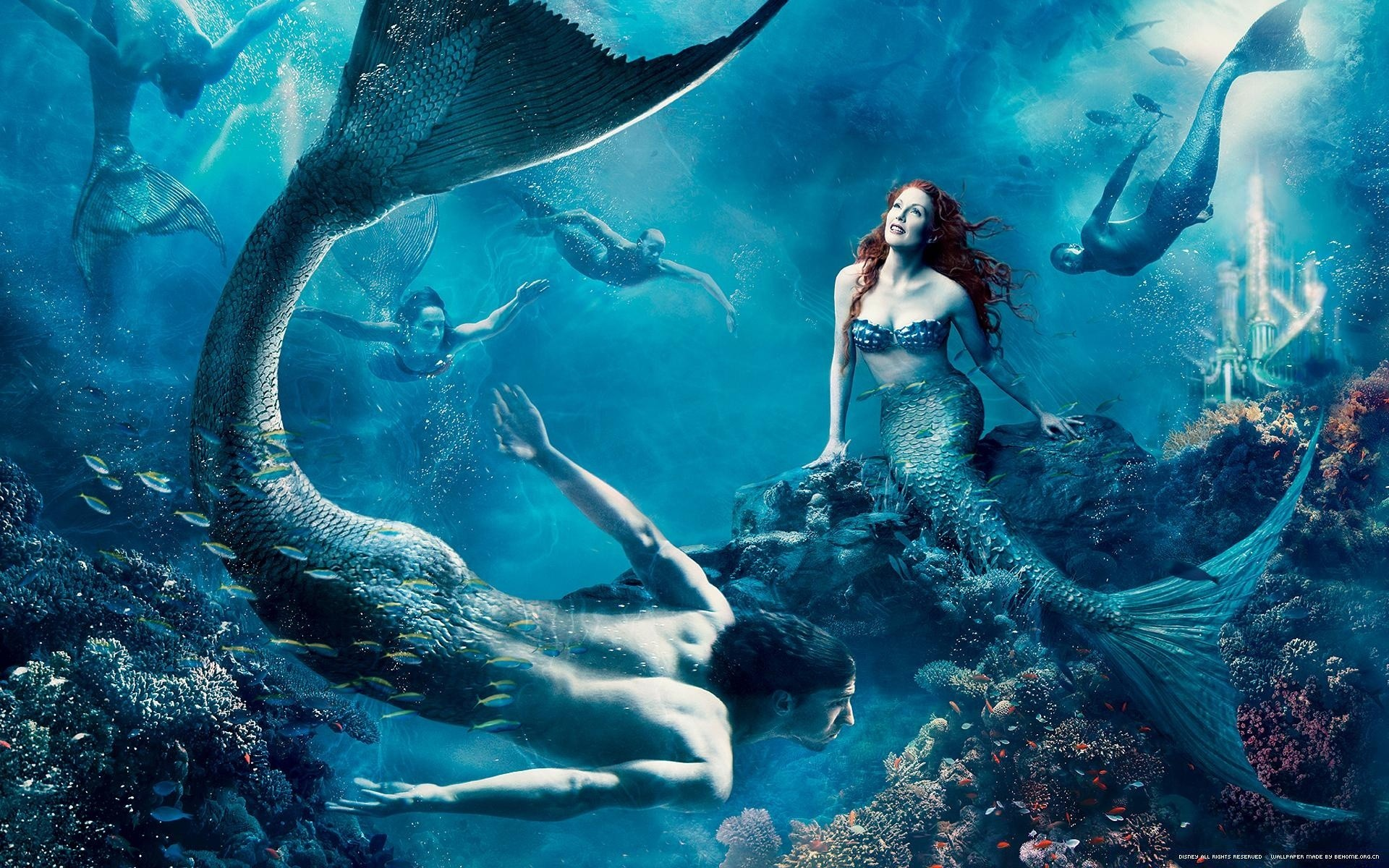 Mermaid role playing games online
