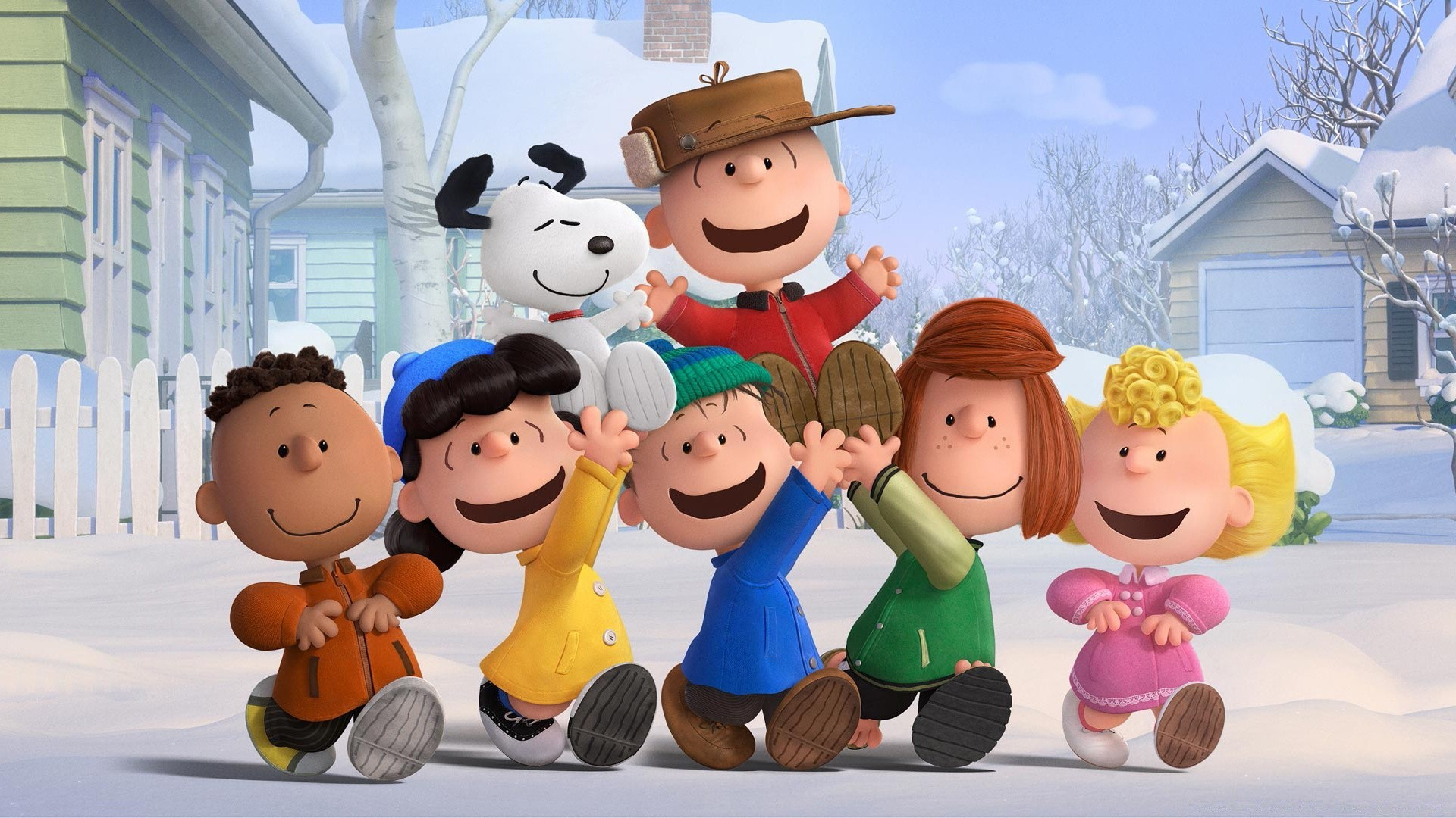 the peanuts gang 2015 movie. desktop wallpapers for free.