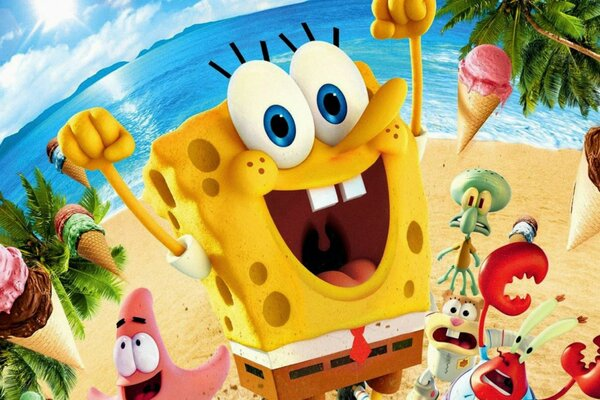 Spongebob Movie 2015