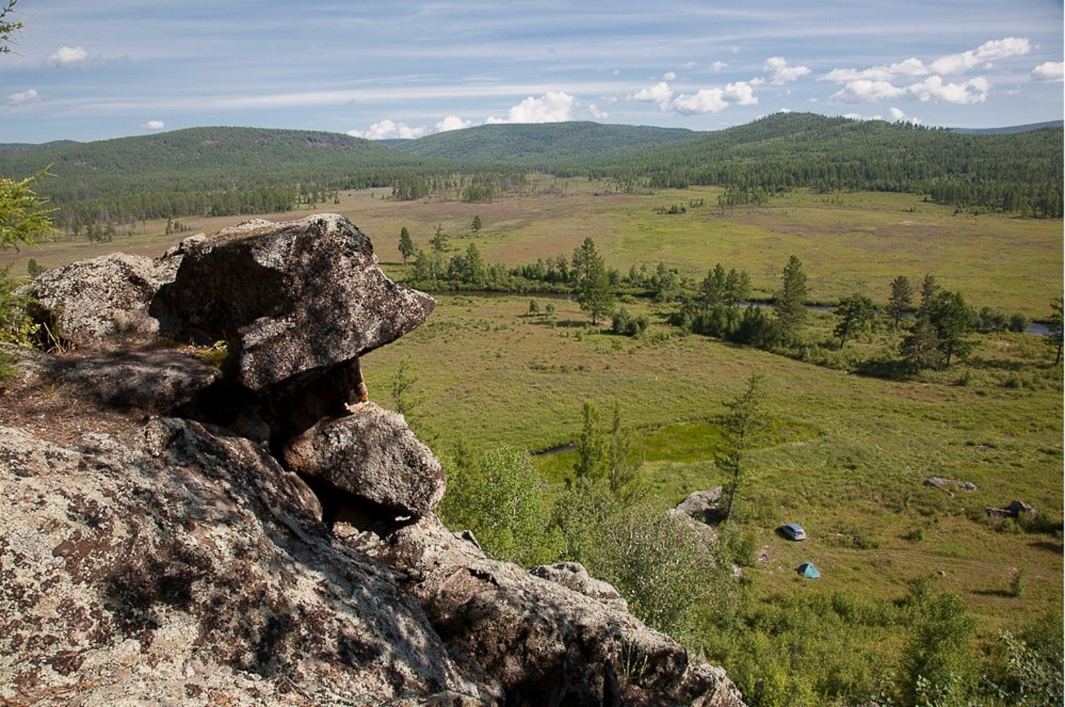The nature of the TRANS-Baikal territory