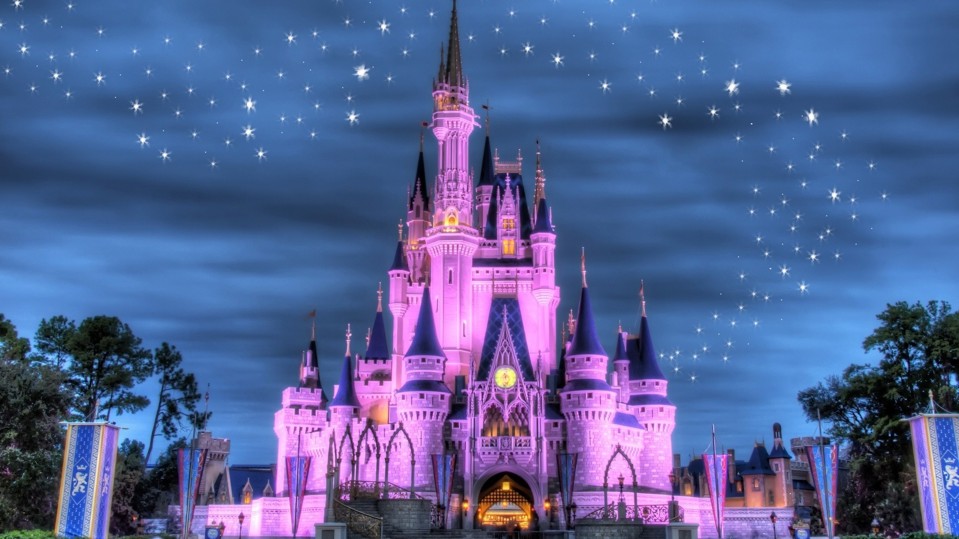 Fairytale Castle Android Wallpapers For Free