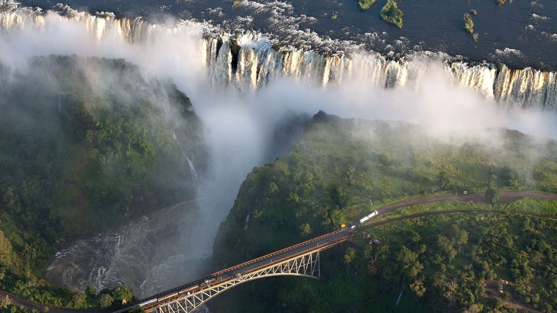 Victoria Falls South Africa Phone Wallpapers