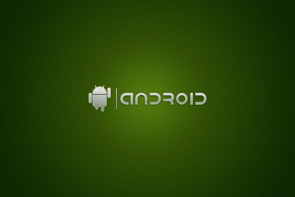 Android Logo Green