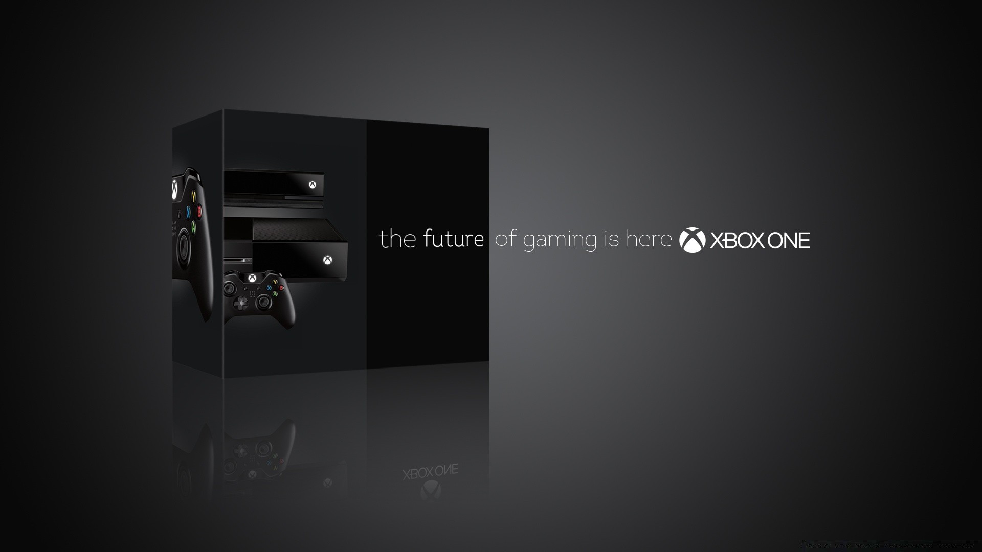 Xbox One Future Of Gaming Android Wallpapers