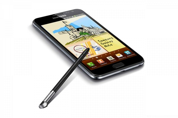 Samsung Galaxy Note - S Pen