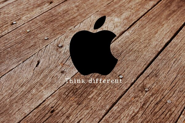 Apple Wooden
