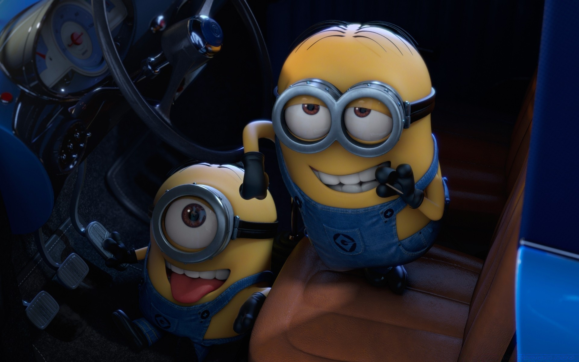 Minions Android Wallpapers