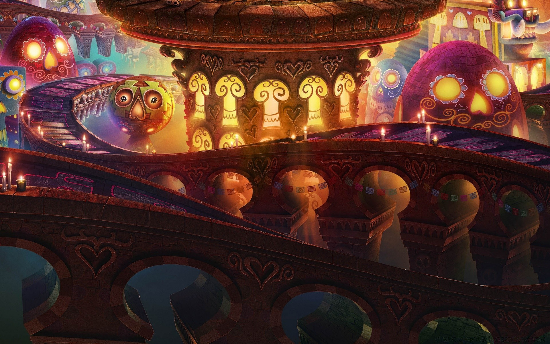 The Book Of Life 2014 Film Phone Wallpapers