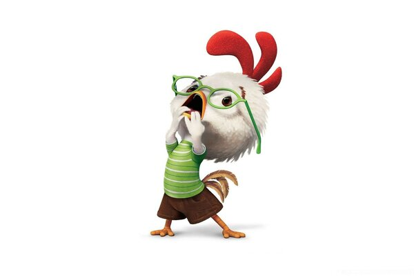 Chicken Little Funny