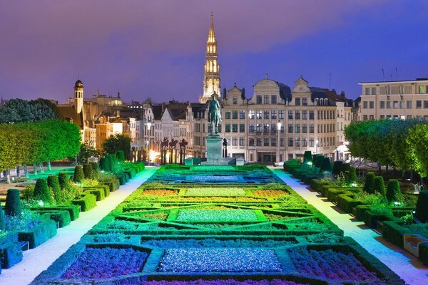Belgium,Brussels, Old town
