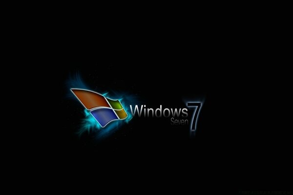 Windows Seven Black