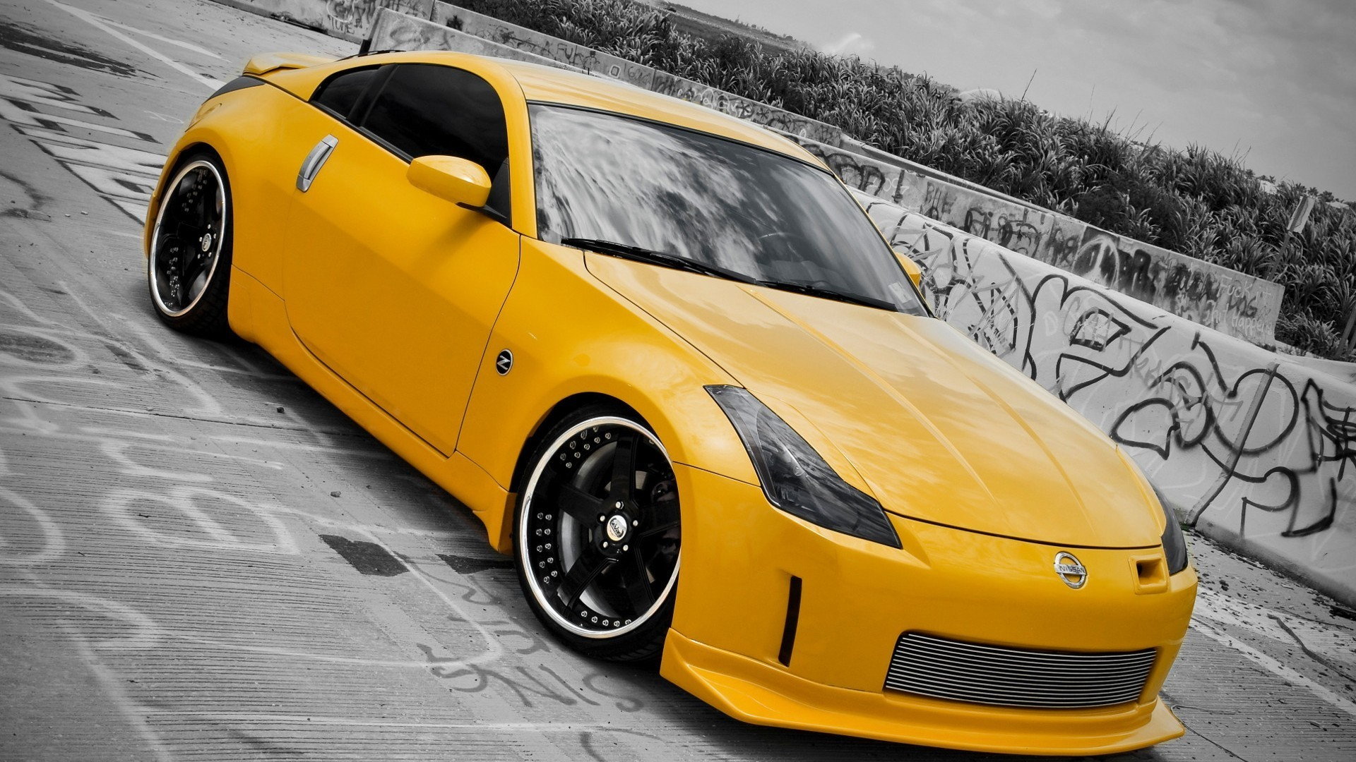 Nissan Z350 Free Wallpapers