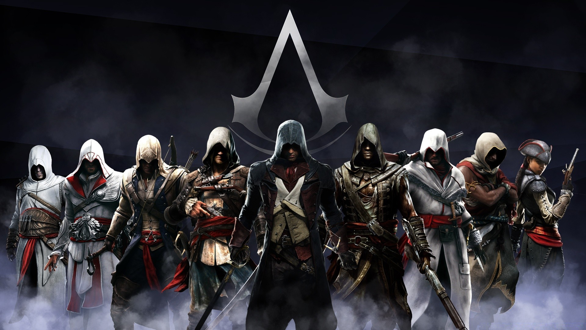 Assassins Creed Artwork Full Hd Android Wallpapers