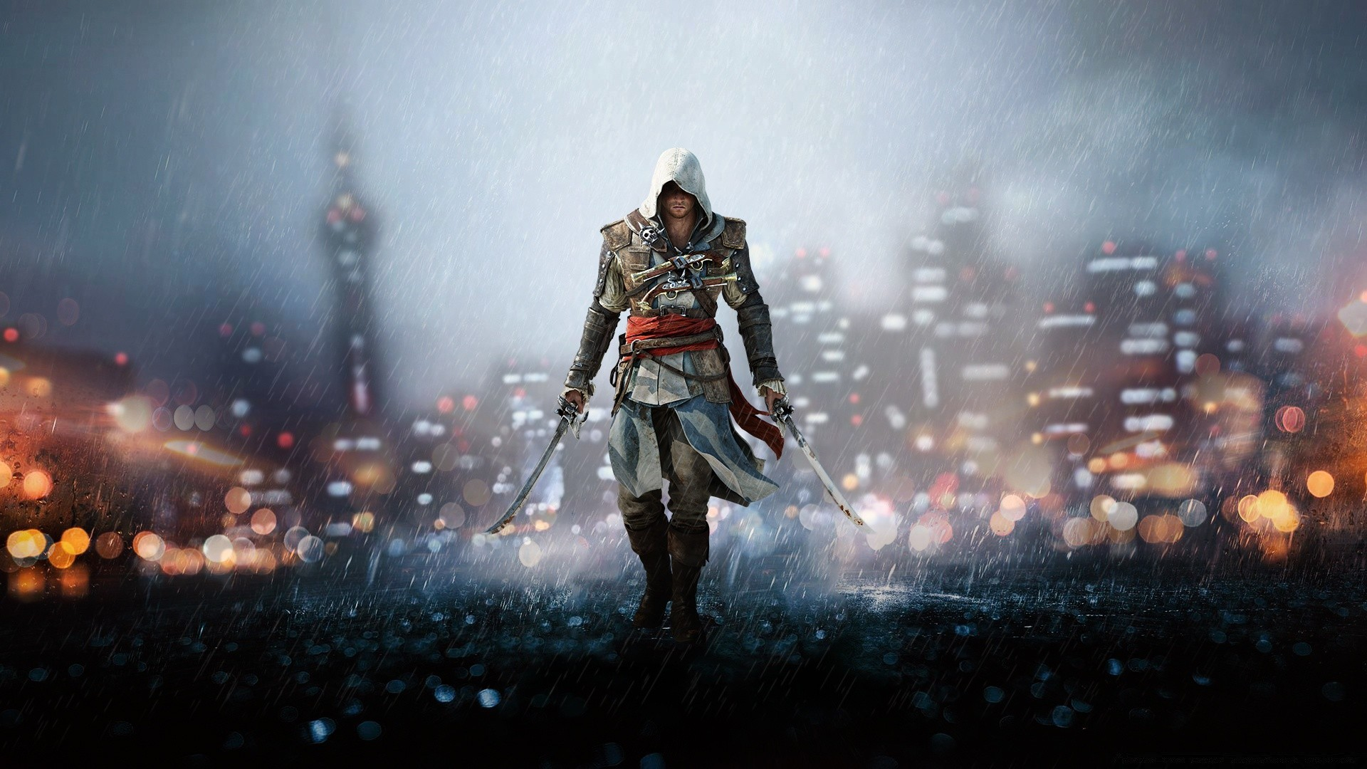 Assassins Creed Iv In New World Android Wallpapers