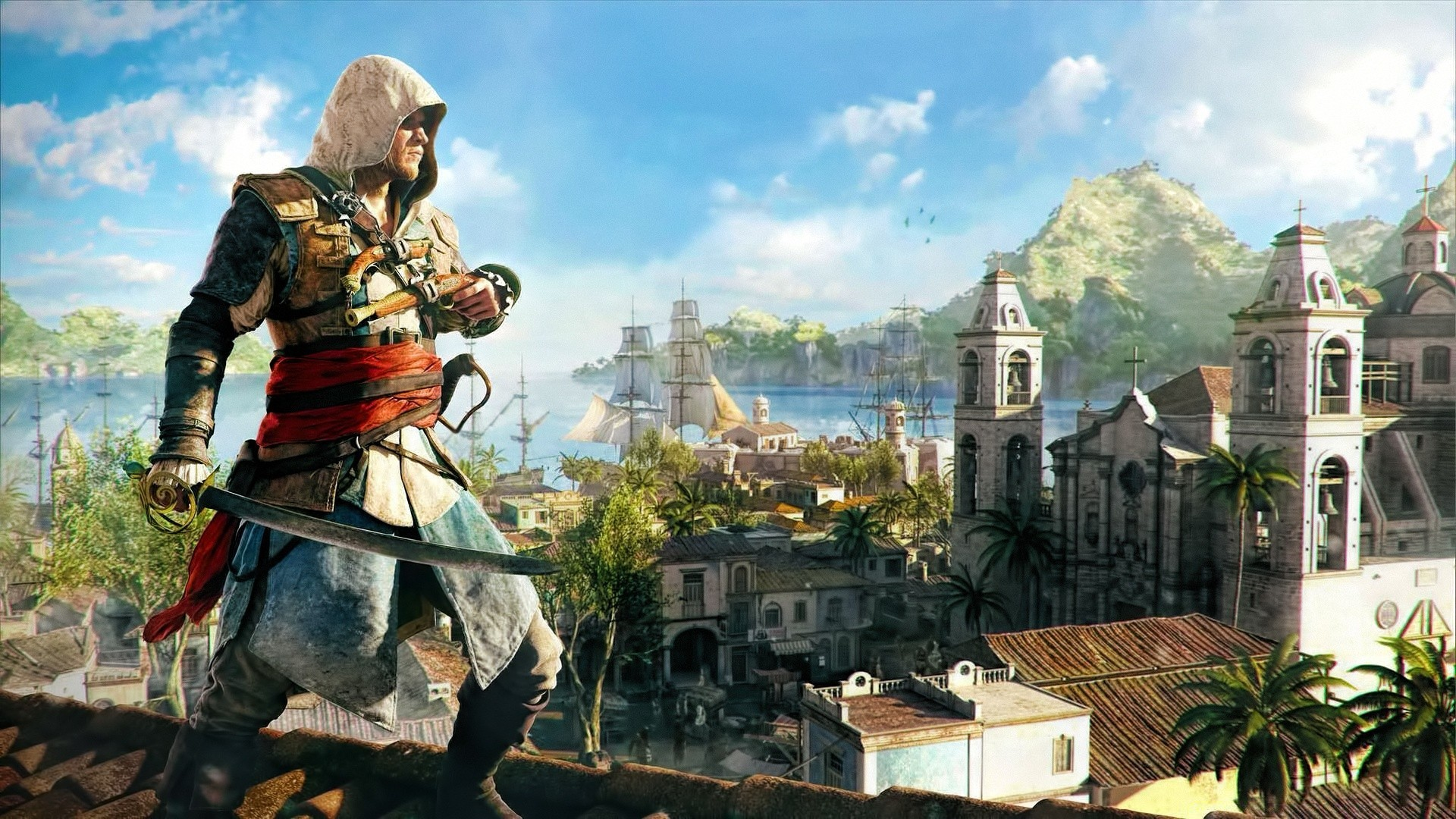 Assassins Creed Iv Black Flag Android Wallpapers