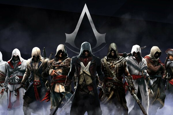 Assassins Creed Artwork Full HD