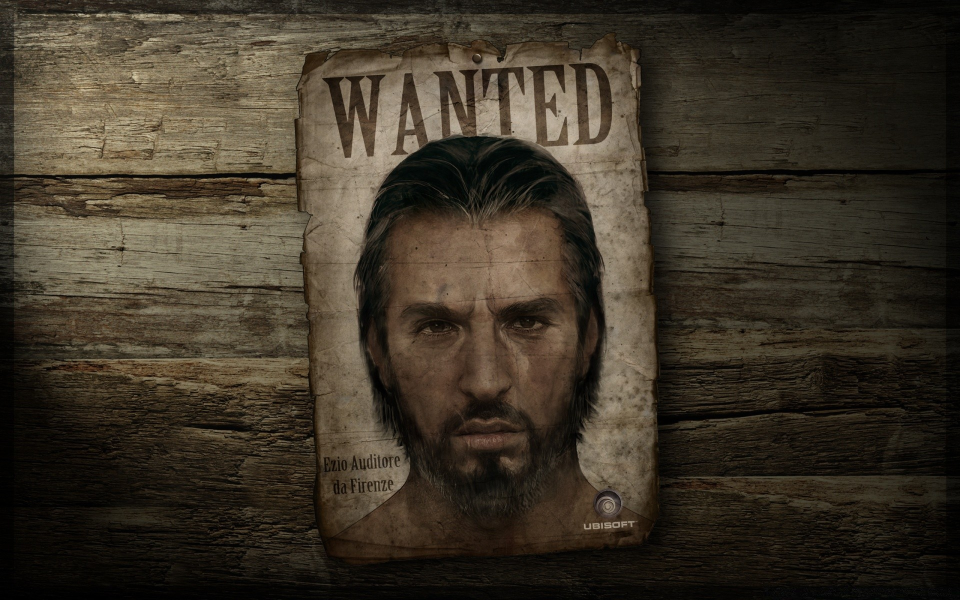Assassin S Creed Wanted Poster Free Wallpapers