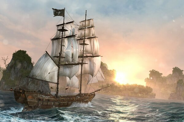 Assassin s Creed IV Black Flag Ship