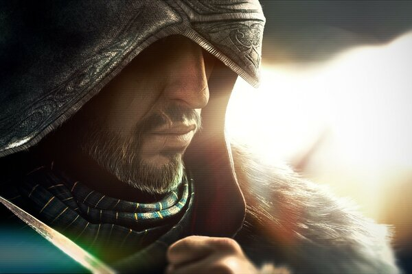 Ezio Auditore Enhanced Wallpaper ACR