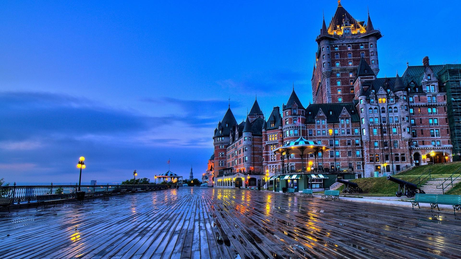 Quebec City, Canada без регистрации