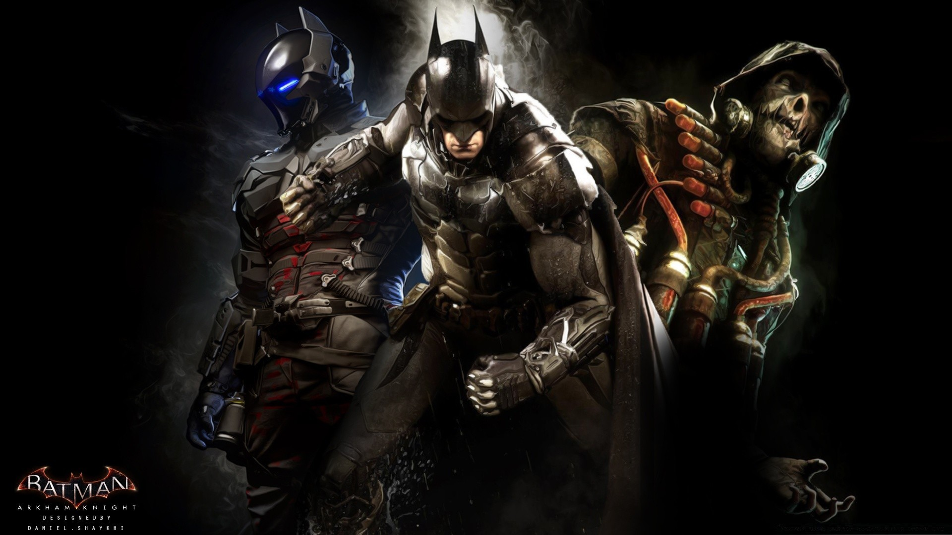 Batman Arkham Knight IPhone Wallpapers For Free